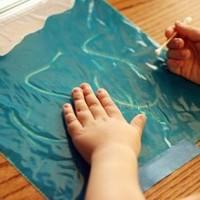 تمرین مهارت نوشتن و خواندن پیش دبستانی