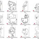 کاربرگ حیوانات پیش دبستانی